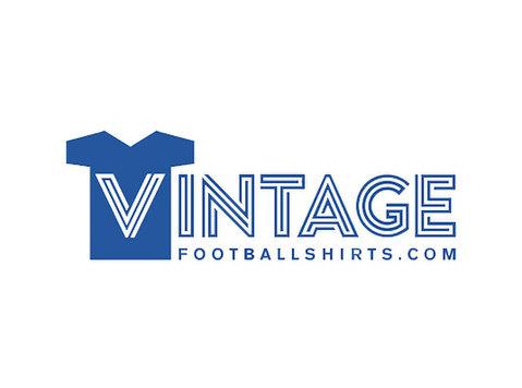 Vintage Football Shirts - Sports