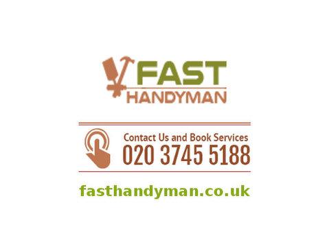Fast Handyman London - Painters & Decorators