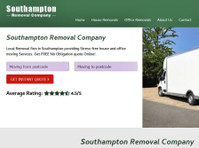 Southampton Removal Company (1) - Removals & Transport