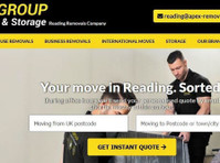 Apex Removals Reading (1) - Removals & Transport