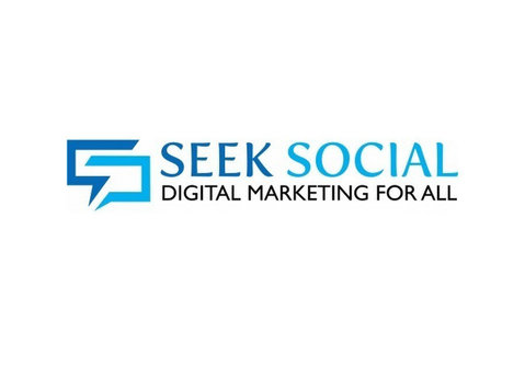 Seek Social Ltd - Webdesign