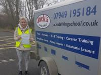Jack's Driving School (3) - Driving schools, Instructors & Lessons
