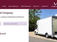 Maidenhead Removal Company (1) - Removals & Transport