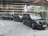 Corporate Black Cabs Ltd (1) - Taxi Companies