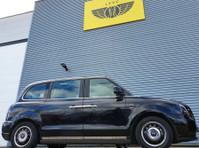Corporate Black Cabs Ltd (3) - Taxi Companies