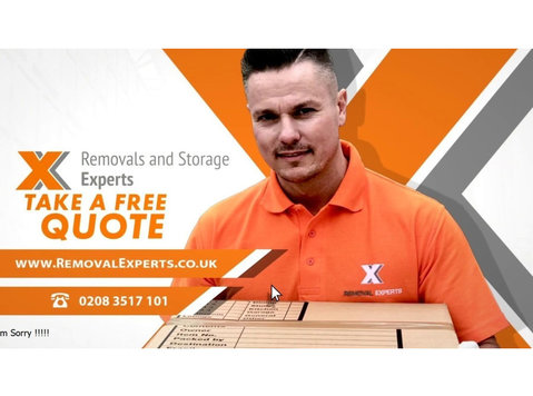 removals and storage experts ltd - Removals & Transport