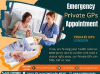 Private GPs London (1) - Doctors