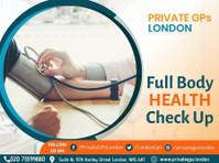 Private GPs London (2) - Doctors