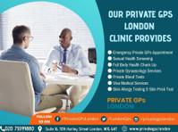 Private GPs London (8) - Doctors