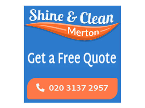 Shine and Clean Merton - Cleaners & Cleaning services