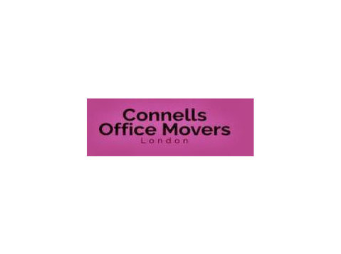 Connells Office Movers London - Removals & Transport
