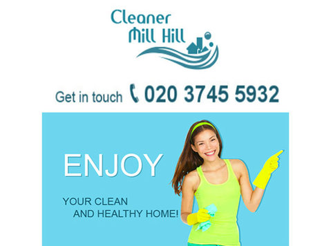 Domestic Cleaner Mill Hill - Cleaners & Cleaning services