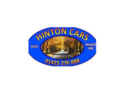 Hinton Cars Taxi Service - Taxi Companies