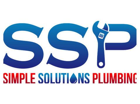 Simple Solutions Plumbing - Plumbers & Heating