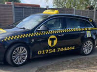 Cj's Taxi Skegness (1) - Taxi Companies
