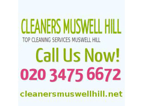 Cleaners Muswell Hill Ltd. - Cleaners & Cleaning services