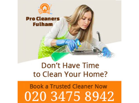 Pro Cleaners Fulham - Cleaners & Cleaning services