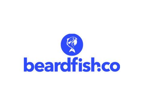 Beardfish, Web Designer - Webdesign