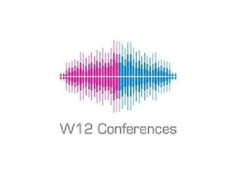 W12 Conferences - Conferencies & Event Organisatoren