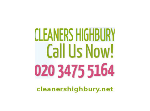 Cleaners Highbury Ltd. - Cleaners & Cleaning services