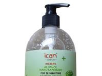 iCan London (4) - Cosmetics