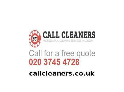 Call Cleaners London - Cleaners & Cleaning services