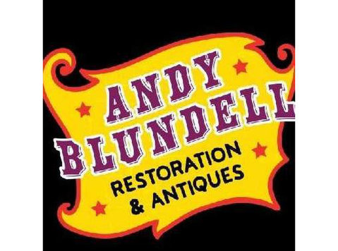 Andy Blundell Restoration & Antiques - Tweedehands en antiekwinkels