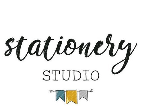 Stationery Studio at Melbourne Print - Books, Bookshops & Stationers