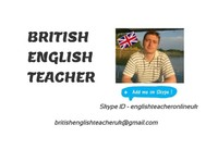 Alexander Goodman, British English Teacher Online - Online cursussen