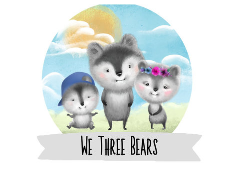 We Three Bears - Gifts & Flowers