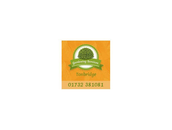 Gardening Services Tonbridge - Gardeners & Landscaping