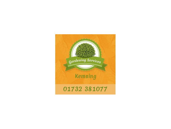Gardening Services Kemsing - Gardeners & Landscaping