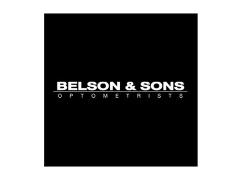 belson & sons optometrists - Opticians