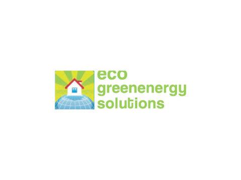 Eco Greenenergy Solutions - Solar, Wind & Renewable Energy