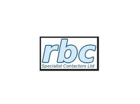 RBC Specialist Contractors - Schilders & Decorateurs