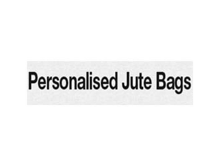 Personalised Jute Bags - Advertising Agencies