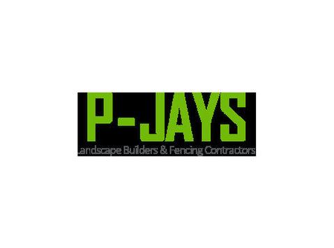P-jays Landscape Builders & Fencing Contractors - Gardeners & Landscaping