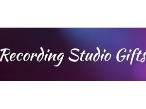 Recording Studio Gift - Music, Theatre, Dance