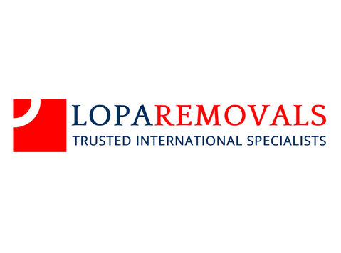 Lopa Removals Ltd - Déménagement & Transport