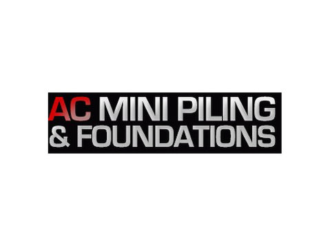 Ac mini piling - Construction Services