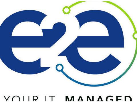E2E Technologies - Webdesign