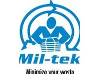 mil-tek uk recycling & waste solutions - Storage