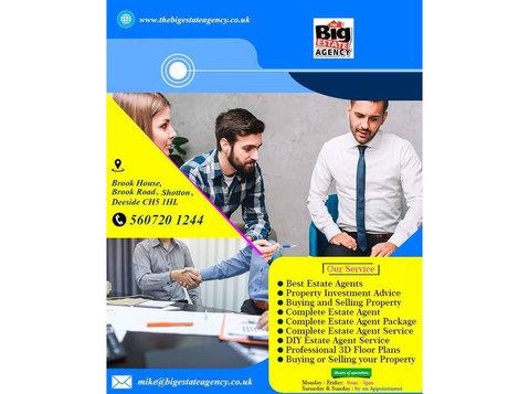 Diy Estate Agent Service Shotton | The Big Estate - Property Management