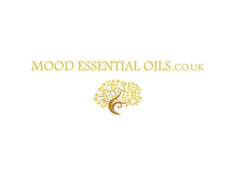 Mood Essential Oils - Aromatherapy