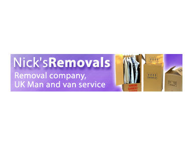 Nicks Removal Company - Removals & Transport