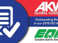 akw Global Warehousing Ltd (1) - Import/Export