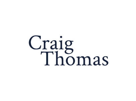 Craig Thomas - Marketing & PR
