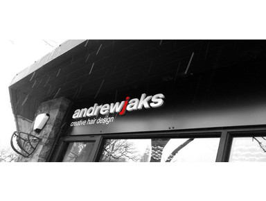 Andrew Jaks Creative Hair Design - Hairdressers