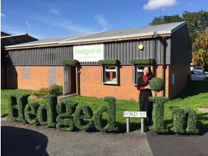 Hedged In Ltd Quality Artificial Hedge Supplier - Gardeners & Landscaping