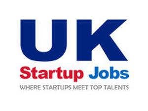 UK Startup Jobs - Vacaturebanken